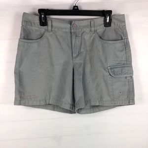 The North Face Women's Grey Shorts
